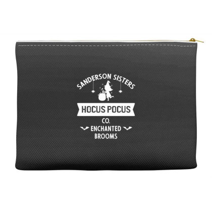 Hocus Pocus Co Sanderson Sister - Halloween Gift Scary Accessory Pouches Designed By Diogo Calheiros