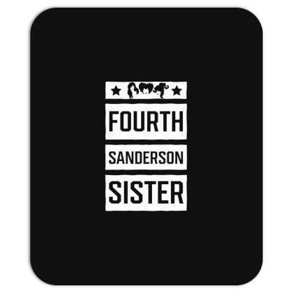 Fourth Sanderson Sister - Halloween Gift Scary Mousepad Designed By Diogo Calheiros
