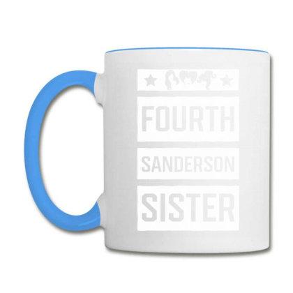 Fourth Sanderson Sister - Halloween Gift Scary Coffee Mug Designed By Diogo Calheiros