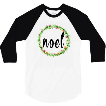 Noel 3/4 Sleeve Shirt Designed By Alparslan Acar