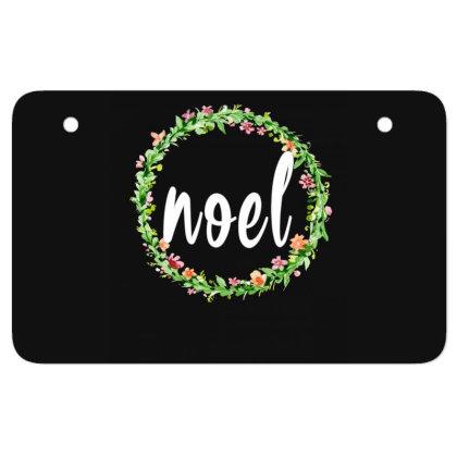 Noel Atv License Plate Designed By Alparslan Acar