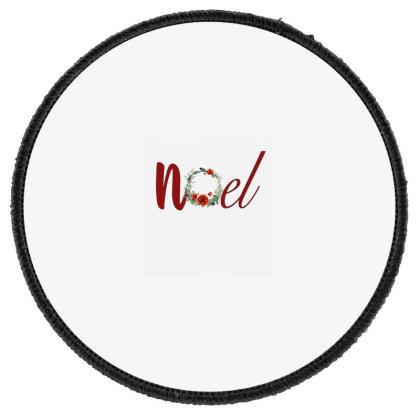 Noel Round Patch Designed By Alparslan Acar