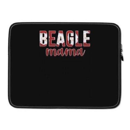 Beagle Mama Laptop Sleeve Designed By Sengul
