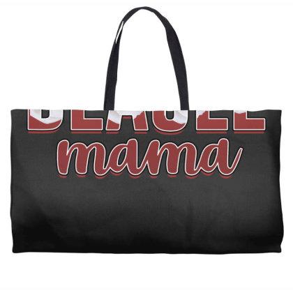 Beagle Mama Weekender Totes Designed By Sengul