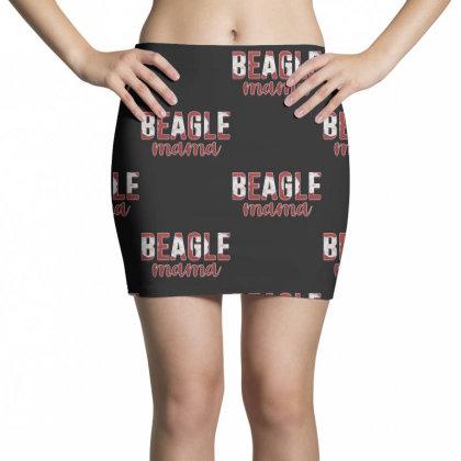 Beagle Mama Mini Skirts Designed By Sengul