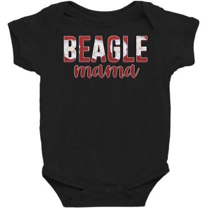 Beagle Mama Baby Bodysuit Designed By Sengul