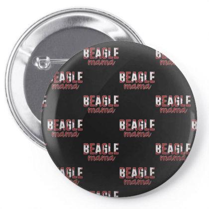 Beagle Mama Pin-back Button Designed By Sengul