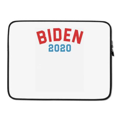 Biden 2020 Laptop Sleeve Designed By Sengul