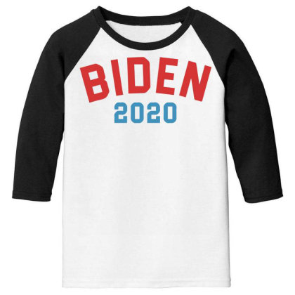 Biden 2020 Youth 3/4 Sleeve Designed By Sengul