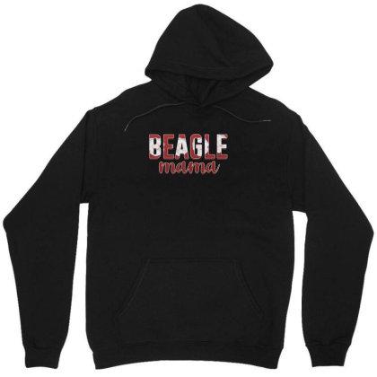 Beagle Mama Unisex Hoodie Designed By Sengul