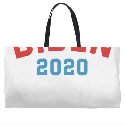 Biden 2020 Weekender Totes Designed By Sengul