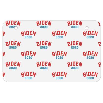 Biden 2020 Atv License Plate Designed By Sengul