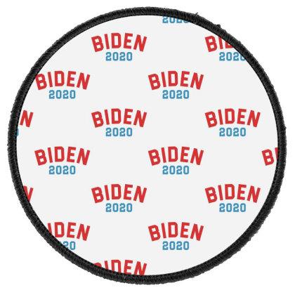 Biden 2020 Round Patch Designed By Sengul