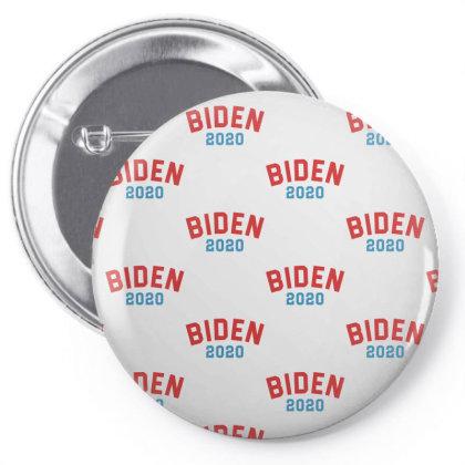 Biden 2020 Pin-back Button Designed By Sengul