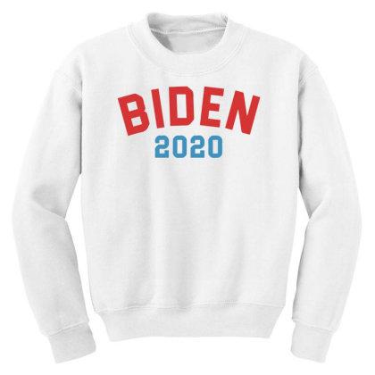 Biden 2020 Youth Sweatshirt Designed By Sengul