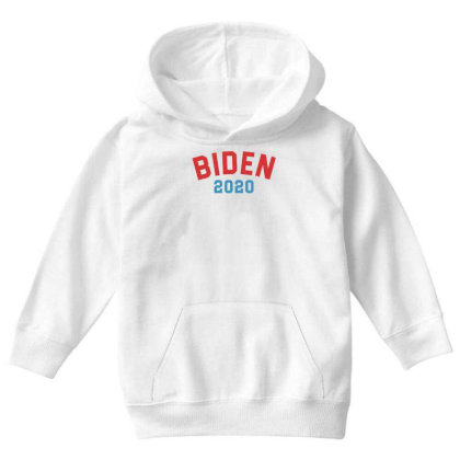 Biden 2020 Youth Hoodie Designed By Sengul