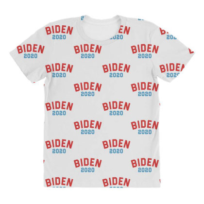 Biden 2020 All Over Women's T-shirt Designed By Sengul