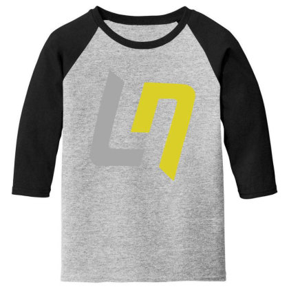 Lando Norris Youth 3/4 Sleeve Designed By Shirt1na
