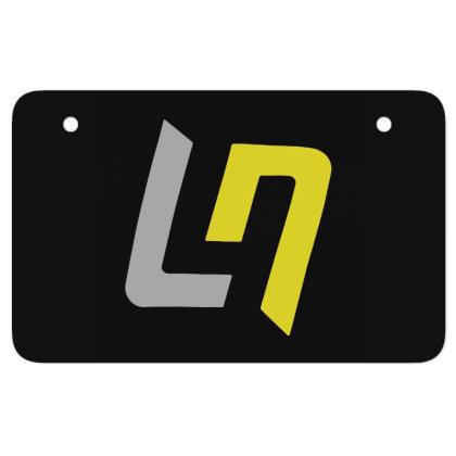 Lando Norris Atv License Plate Designed By Shirt1na