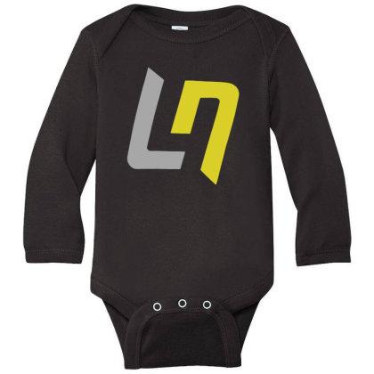 Lando Norris Long Sleeve Baby Bodysuit Designed By Shirt1na