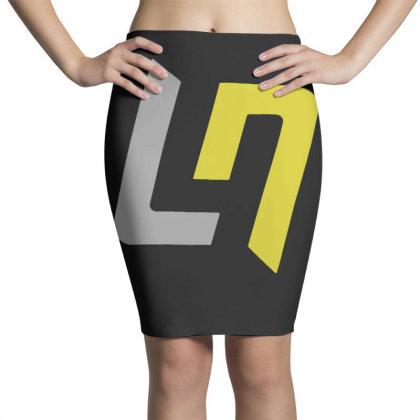 Lando Norris Pencil Skirts Designed By Shirt1na