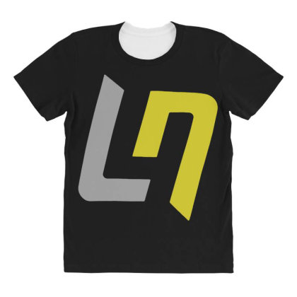 Lando Norris All Over Women's T-shirt Designed By Shirt1na