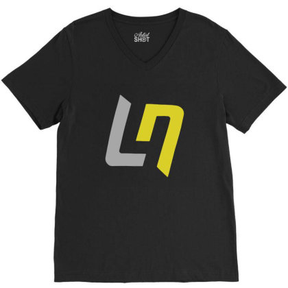 Lando Norris V-neck Tee Designed By Shirt1na