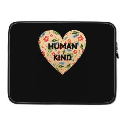 Human Kind Laptop Sleeve Designed By Sengul