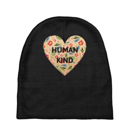 Human Kind Baby Beanies Designed By Sengul