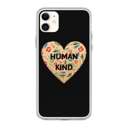 Human Kind Iphone 11 Case Designed By Sengul
