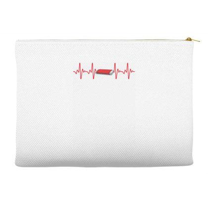 Harmonica Heartbeat Accessory Pouches Designed By Sengul