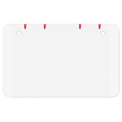 Harmonica Heartbeat Atv License Plate Designed By Sengul