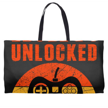 Level 14 Unlocked Weekender Totes Designed By Sengul