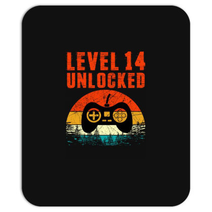 Level 14 Unlocked Mousepad Designed By Sengul