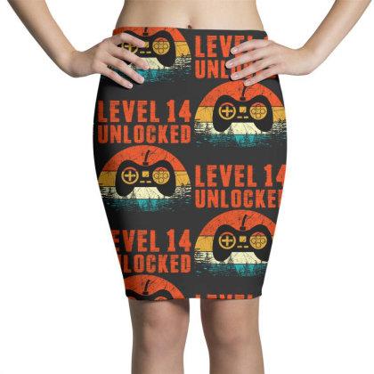 Level 14 Unlocked Pencil Skirts Designed By Sengul