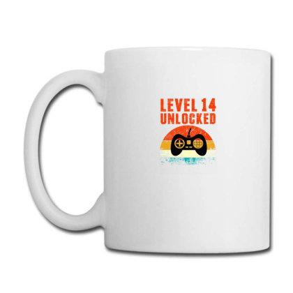 Level 14 Unlocked Coffee Mug Designed By Sengul