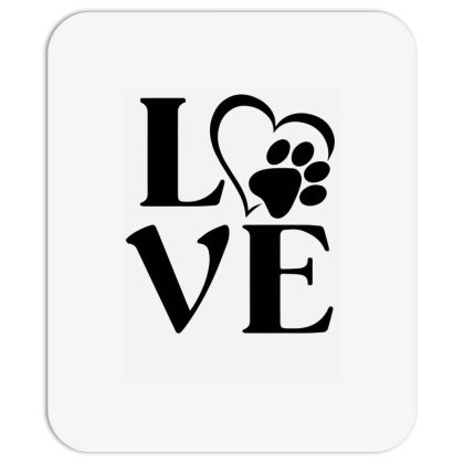Love Paw For Light Mousepad Designed By Sengul