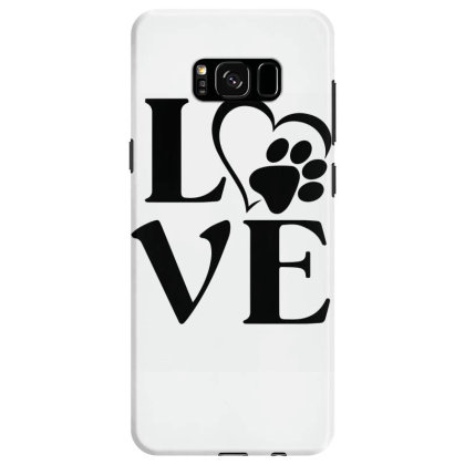 Love Paw For Light Samsung Galaxy S8 Case Designed By Sengul