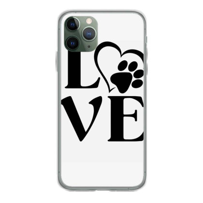 Love Paw For Light Iphone 11 Pro Case Designed By Sengul