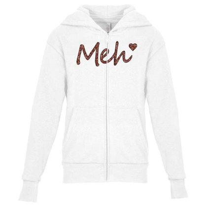 Meh Youth Zipper Hoodie Designed By Sengul
