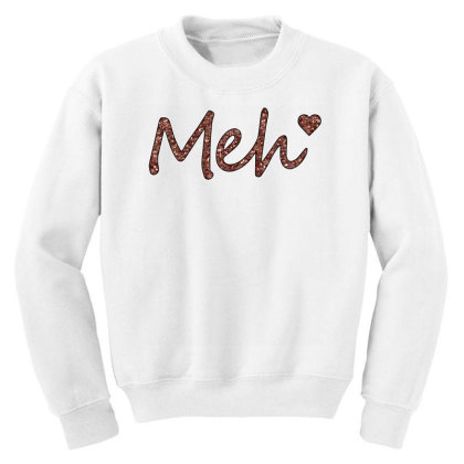Meh Youth Sweatshirt Designed By Sengul