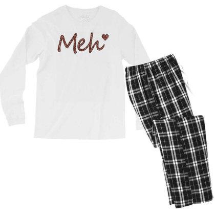 Meh Men's Long Sleeve Pajama Set Designed By Sengul