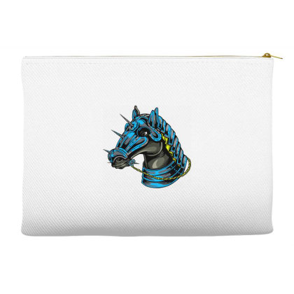 Horse Head Accessory Pouches Designed By Chiks