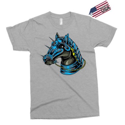 Horse Head Exclusive T-shirt Designed By Chiks