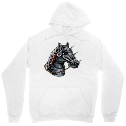 Horse Head Unisex Hoodie Designed By Chiks