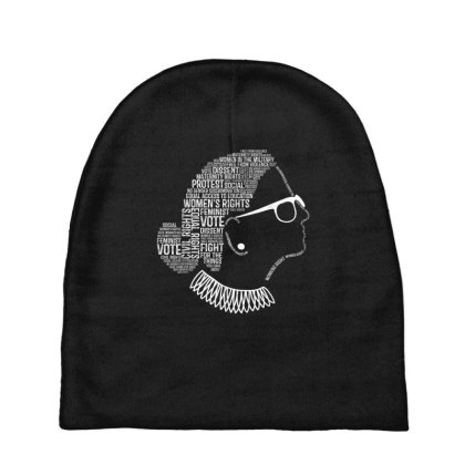 Feminism Quotes Feminist Gifts Womens Rights Baby Beanies Designed By Conco335@gmail.com