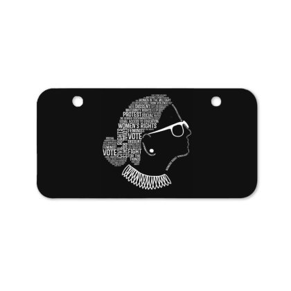 Feminism Quotes Feminist Gifts Womens Rights Bicycle License Plate Designed By Conco335@gmail.com