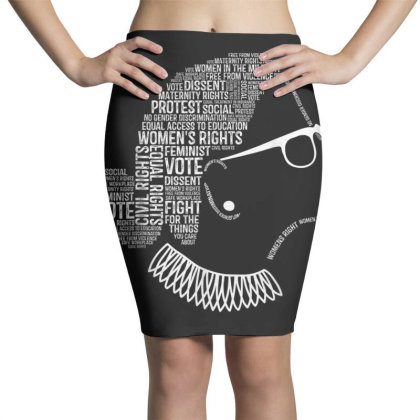 Feminism Quotes Feminist Gifts Womens Rights Pencil Skirts Designed By Conco335@gmail.com