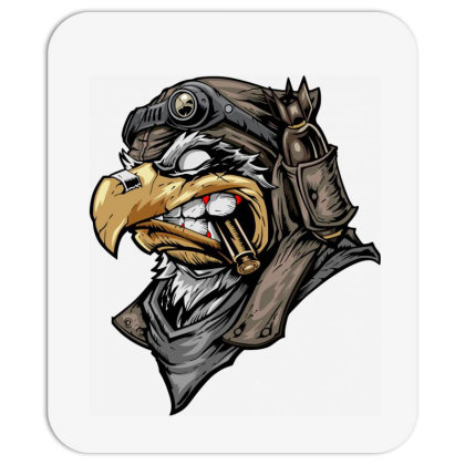 Eagle Head Mousepad Designed By Chiks