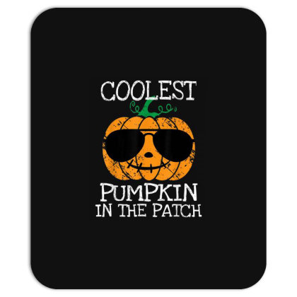 Kids Coolest Pumpkin In The Patch Halloween Mousepad Designed By Conco335@gmail.com